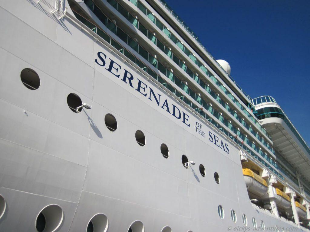im Hafen von Grenada