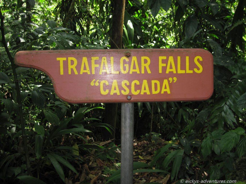 Trafalgar Falls