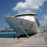 Serenade im Containerhafen - Barbados