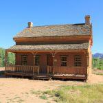 Grafton Ghost Town - Utah
