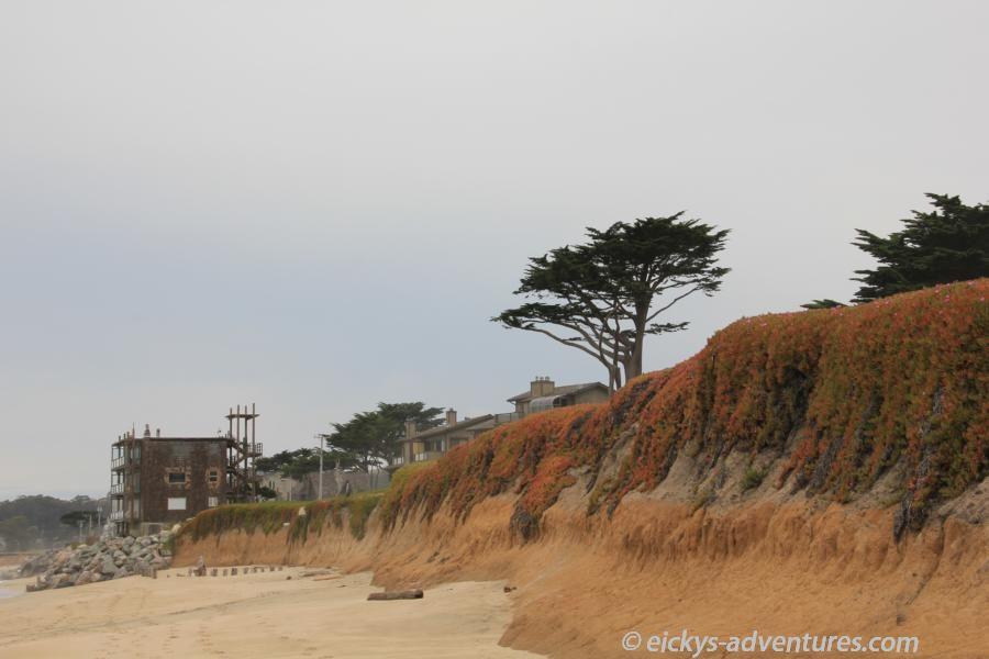 Strand in der Nähe von San Francisco