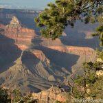 Sonnenuntergang am Grand Canyon Yavapai Point