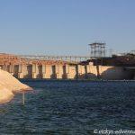 Glen Canyon Dam - Lake Powell - Page