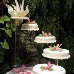Hochzeits-Torte als Deko