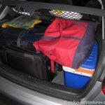 vollgepackt - Blitzis Kofferraum