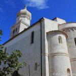 Kathedrale Mariä Himmelfahrt in Krk-Stadt
