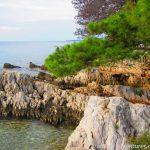 Küste in Zadar