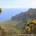 Pu'u O Kila Lookout - Waimea Canyon