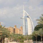 Madinat Jumeirah und Burj Al Arab