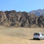 unterwegs an der Ostküste der Emirate