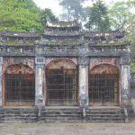 Ehrenhof vom Kaisergrab von Minh Mang
