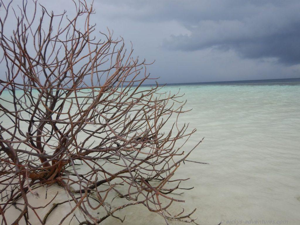 Picknick-Insel Raiydhigaa