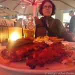Abendessen im Wiener Stadtbräu/Chattanooga
