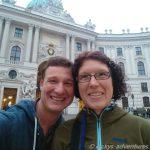 Frank und Sandra in Wien
