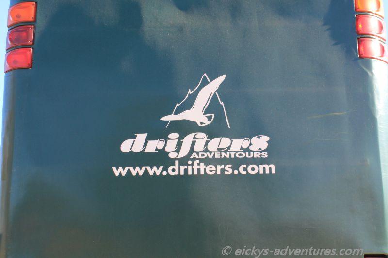 Drifters Overland Safari