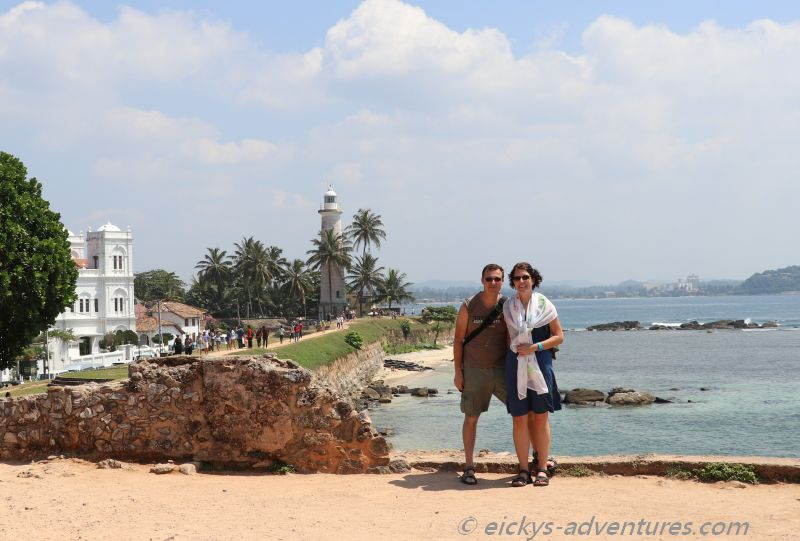Galle Fort - Flag Rock Bastion