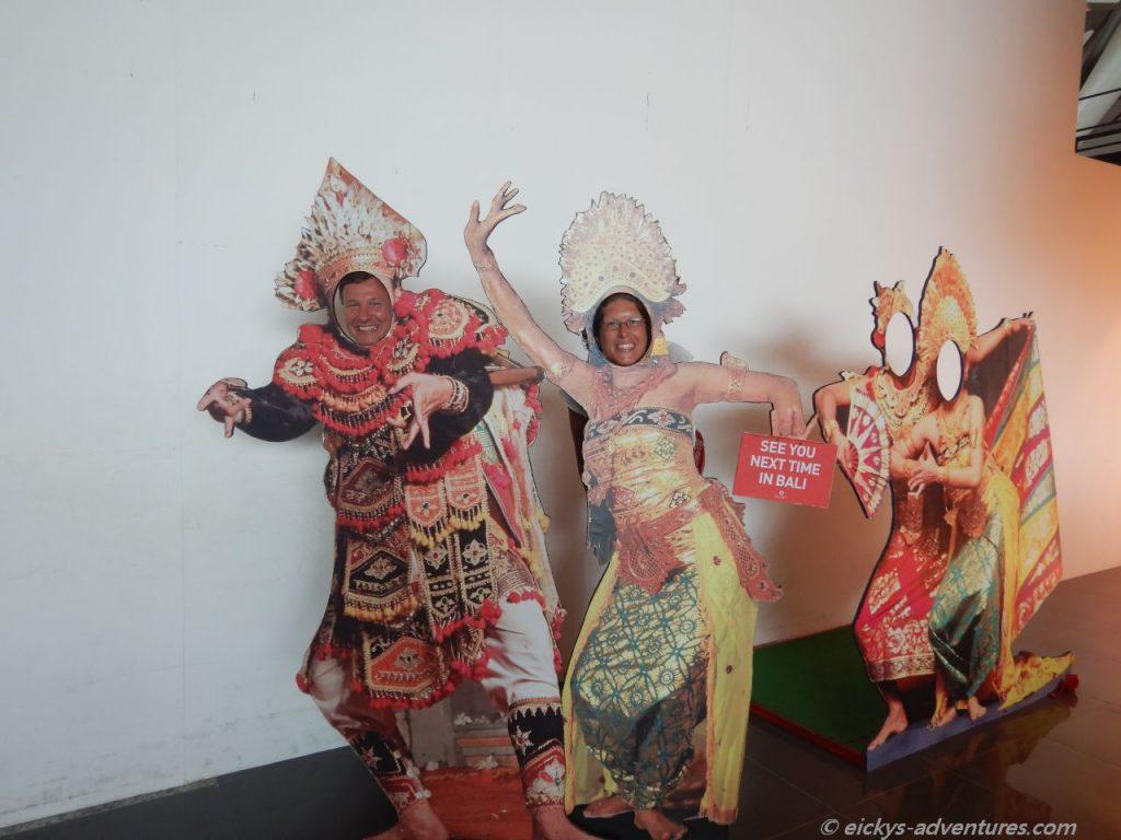 balinesischer Tanz