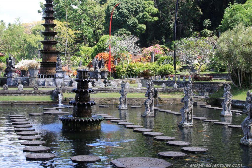 Wasserpalast Tirta Gangga