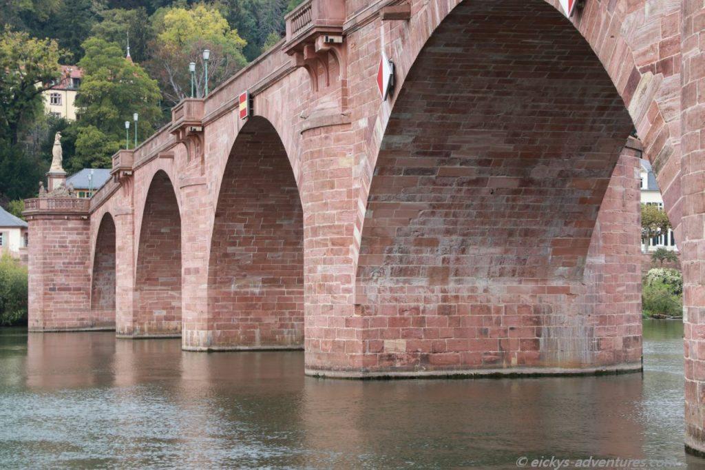an der alten Brücke