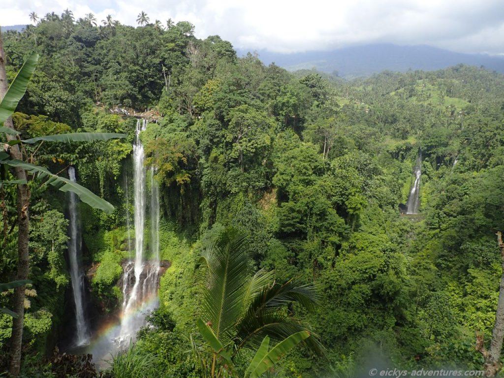 Sekumpul Wasserfall und Fiji Wasserfall: Atemberaubend schöner Anblick
