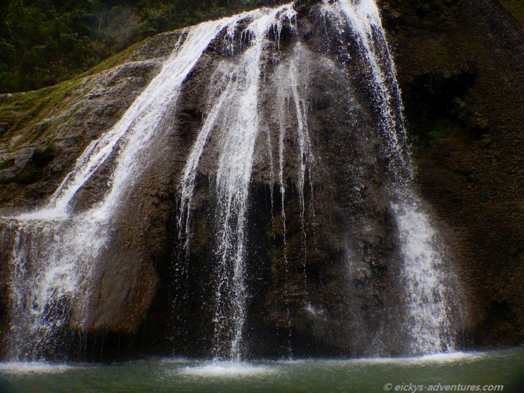 Can-umantad Wasserfall