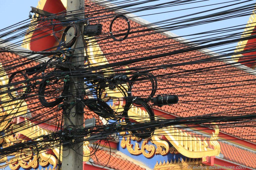 Impressionen aus Don Mueang