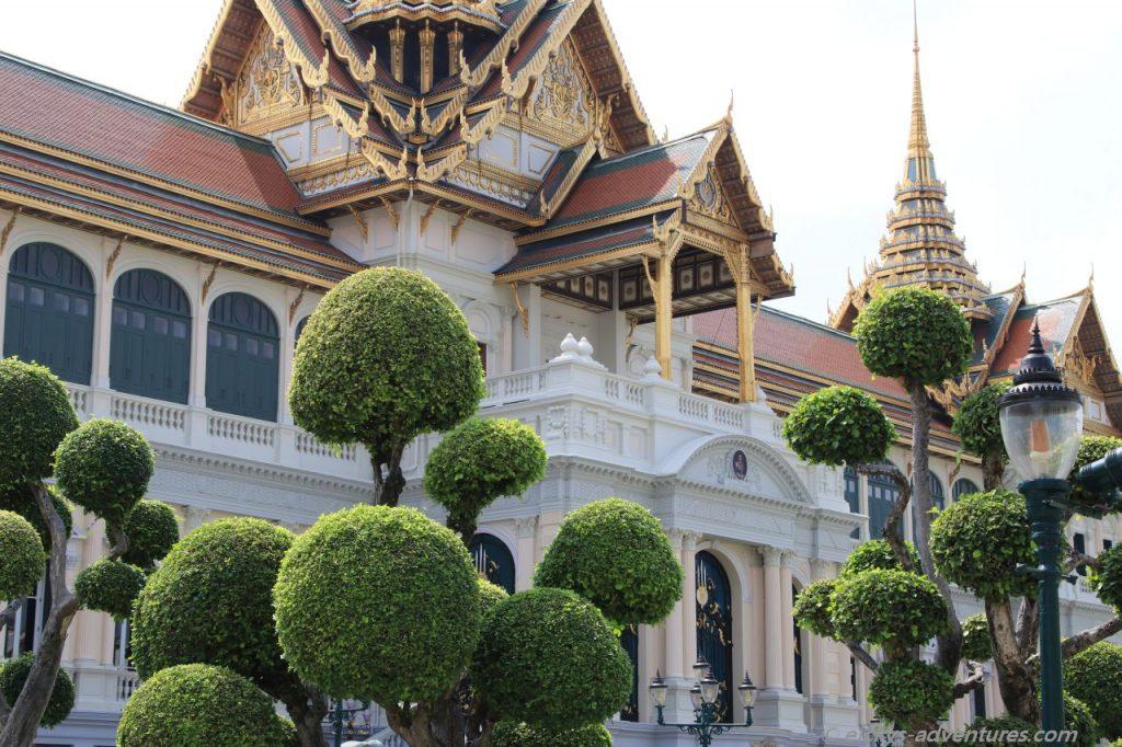 Königspalast Wat Phra Kaeo