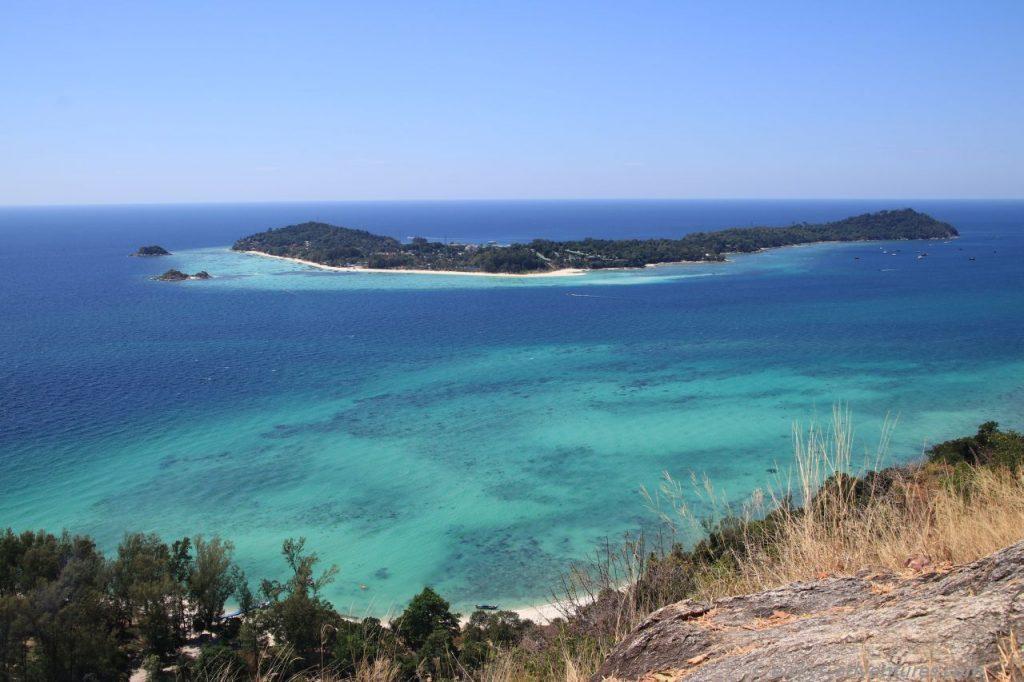 Viewpoint 2 - Chado Cliff
