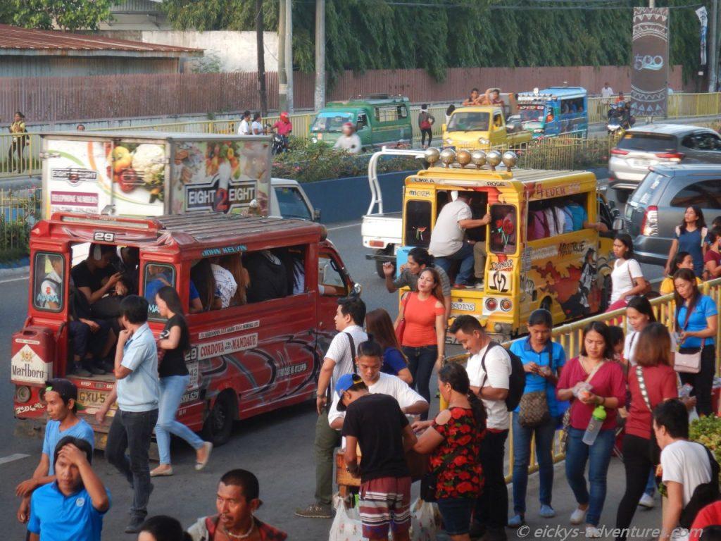 Impressionen aus Mactan, Cebu