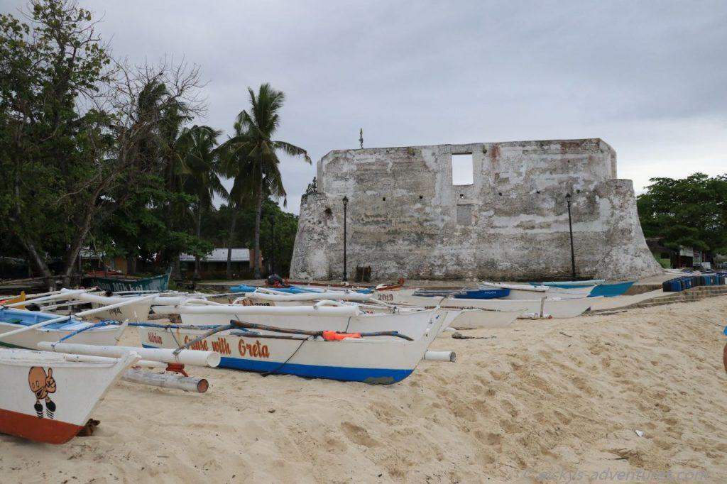 spanisches Fort in Pamilacan