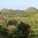 Sagbayan Peak - Aussicht auf die Chocolate Hills