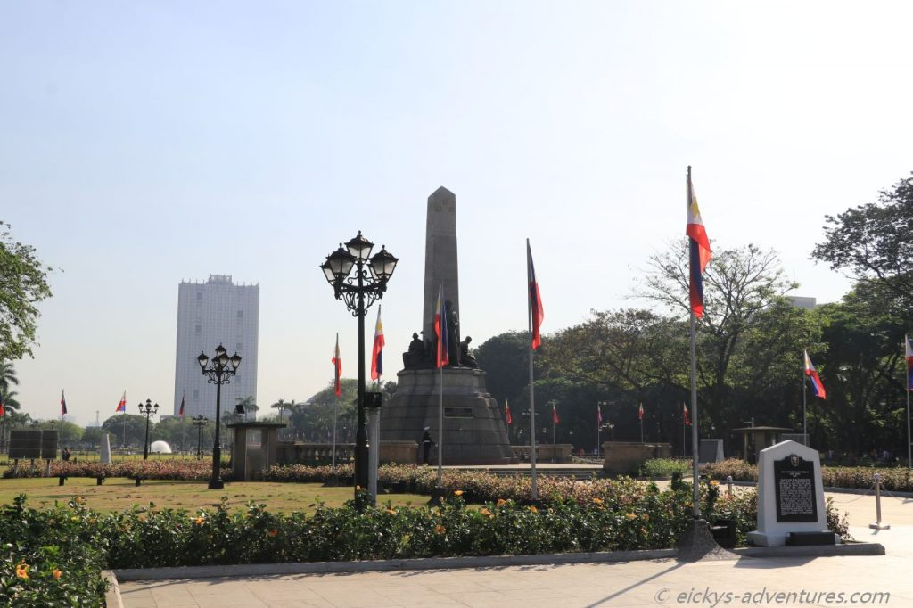 Jose Rizal National Monument