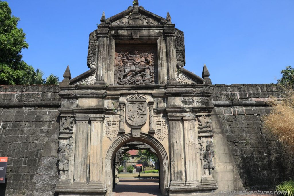 Intramuros Fort Santiago