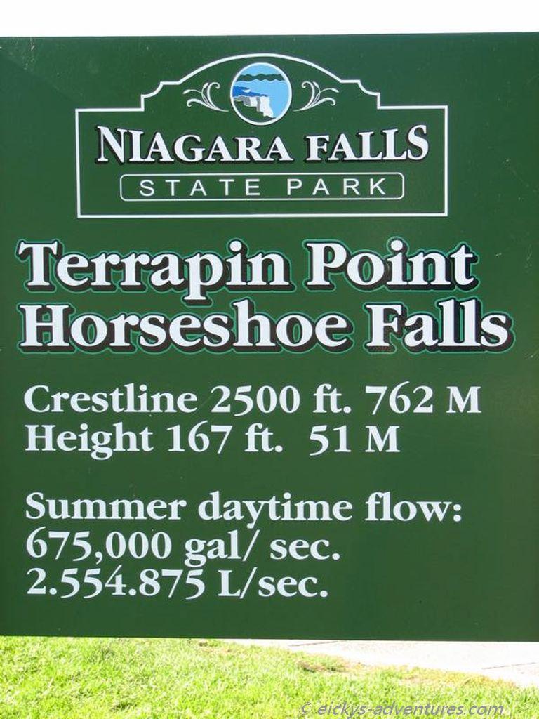 Niagara Falls State Park - Horseshoe Falls