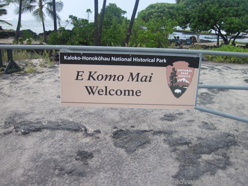 Kaloko-Honokohau National Historic Park