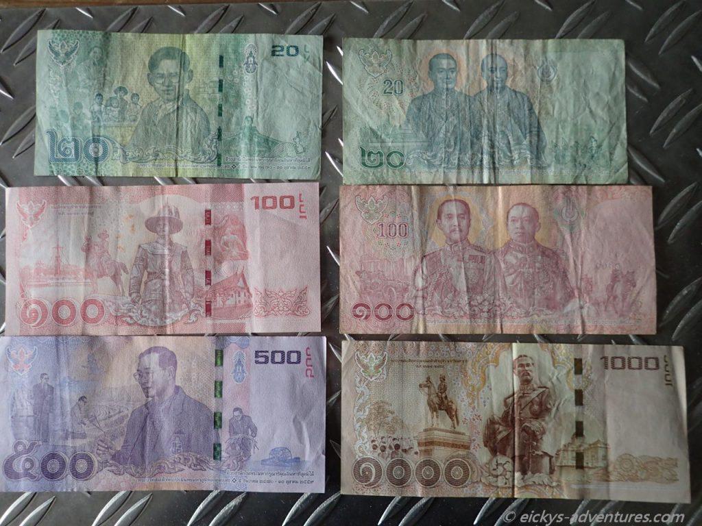 thailändische Baht