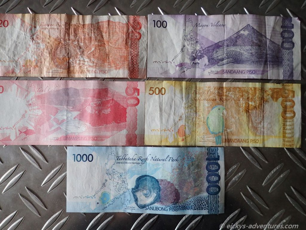 Philippinische Peso